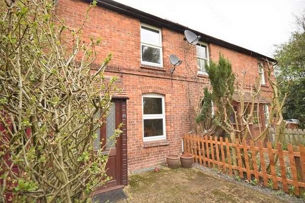2 Bedrooms Terraced House for sale in 3 Pounsley Road, Dunton Green, Sevenoaks, Kent