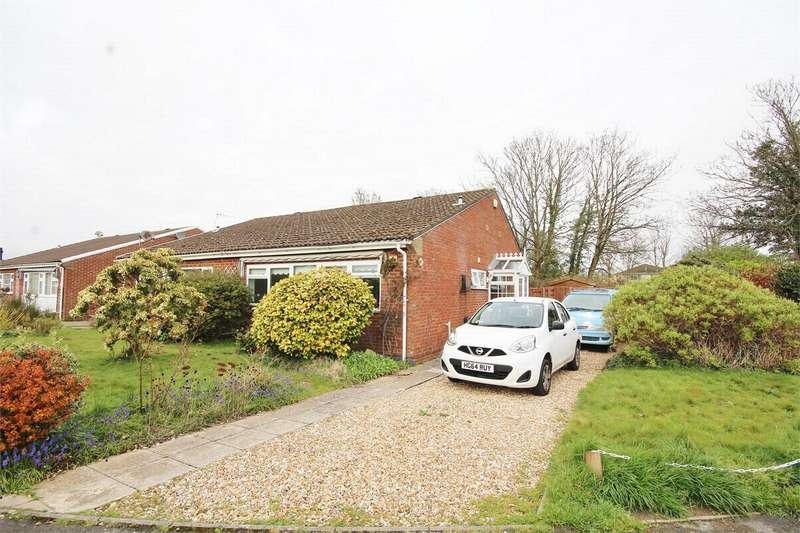 2 Bedrooms Semi Detached Bungalow for sale in Granby Road, BOURNEMOUTH, Dorset
