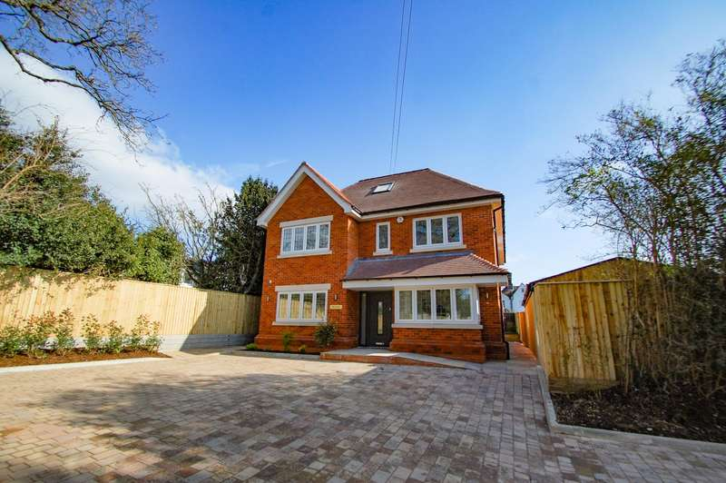 5 Bedrooms Detached House for sale in Beeches Road, Farnham Common, SL2