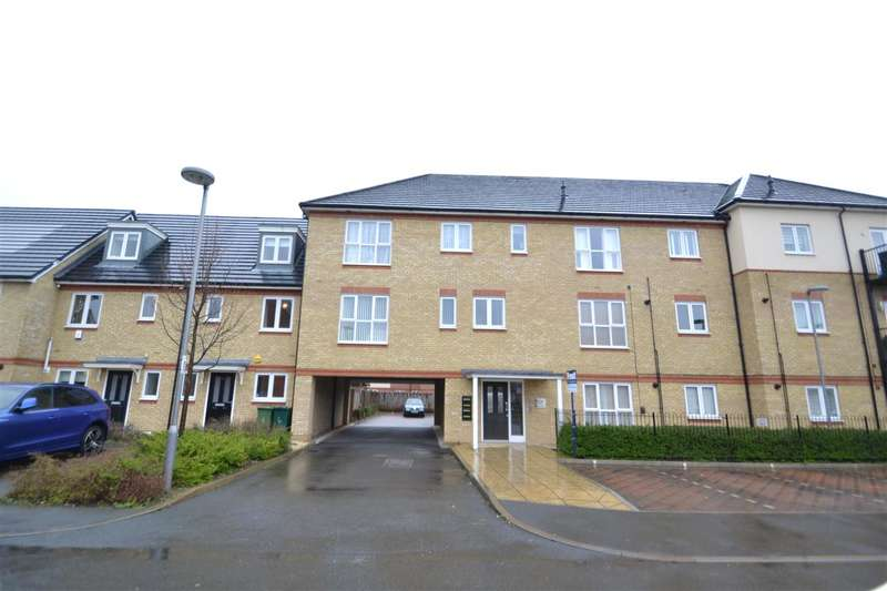 1 Bedroom Apartment Flat for sale in Springs Close, Stanwell