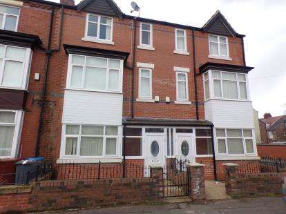 5 Bedrooms Terraced House for sale in Clarendon Road, Whalley Range, Manchester, Greater Manchester