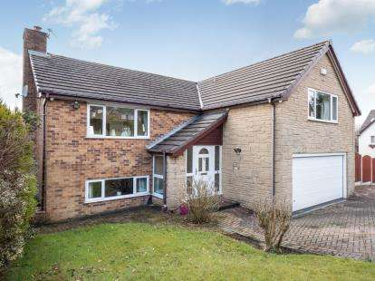 6 Bedrooms Detached House for sale in Broadacre, Stalybridge, Cheshire, United Kingdom