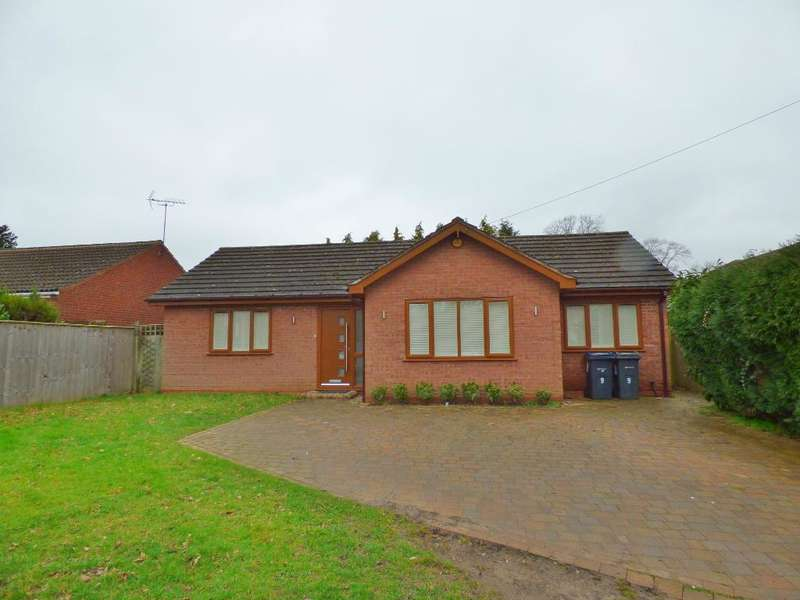 2 Bedrooms Detached Bungalow for sale in Oak Close, Harborne, Birmingham, B17 9AW