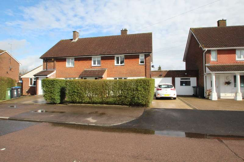 3 Bedrooms Semi Detached House for sale in 3 BED SEMI with Garage & Parking in HP1