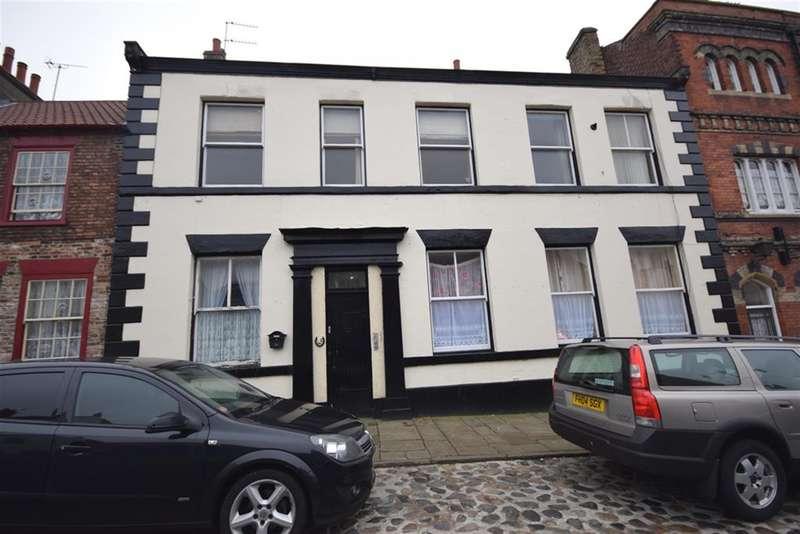 1 Bedroom Flat for sale in Market Place, Bridlington, YO16 4QL