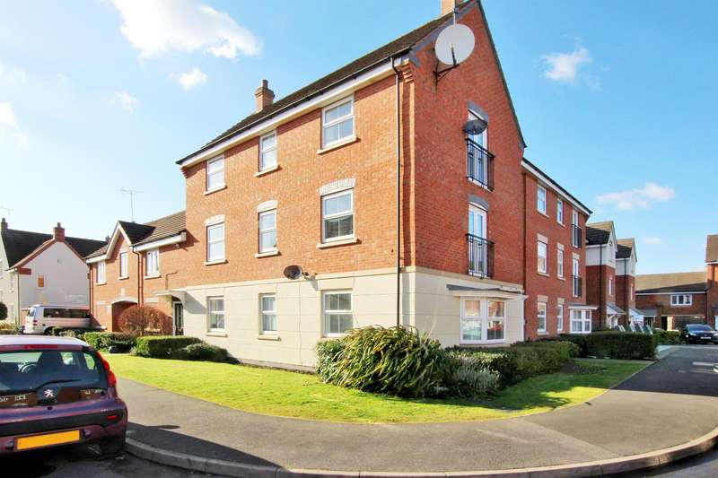 2 Bedrooms Apartment Flat for sale in Pitchcombe Close, Redditch, B98 7HS