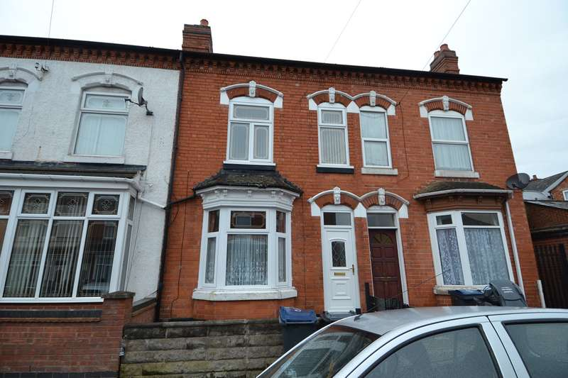 3 Bedrooms Terraced House for sale in Dovey Road, Moseley, Birmingham, B13