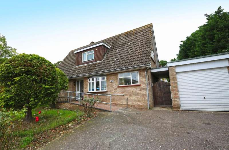 3 Bedrooms Chalet House for sale in Malyon Court Close, Thundersley SS7