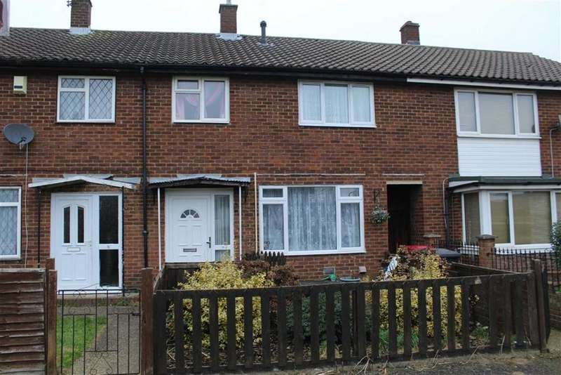 3 Bedrooms Terraced House for sale in Wordsworth Road, Slough, Berkshire