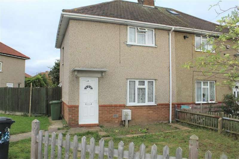 3 Bedrooms Semi Detached House for sale in Hazlemere Road, Slough, Berkshire