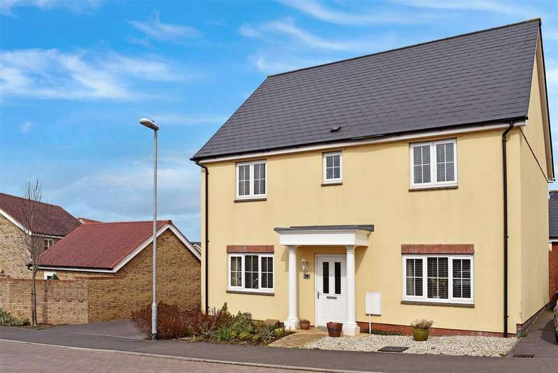 4 Bedrooms Detached House for sale in Quartly Drive
