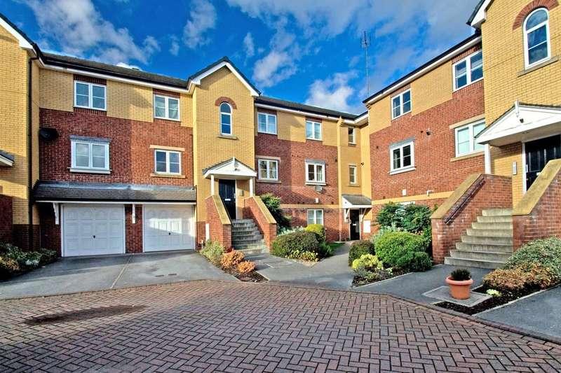 2 Bedrooms Flat for sale in Cherry Court, Meanwood, Leeds 6
