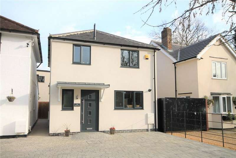2 Bedrooms Detached House for sale in High Street, Harston, Cambridge, CB22