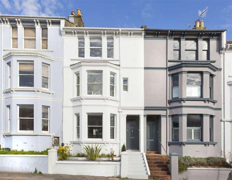 4 Bedrooms House for sale in Roundhill Crescent, Brighton