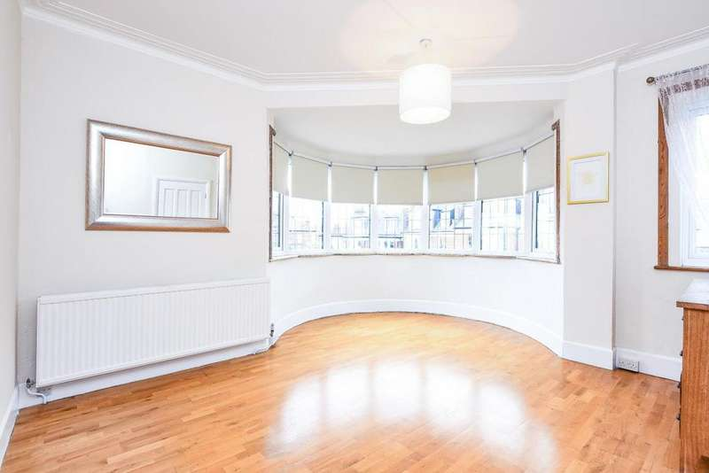 2 Bedrooms Flat for sale in Alexandra Park Road, Muswell Hill
