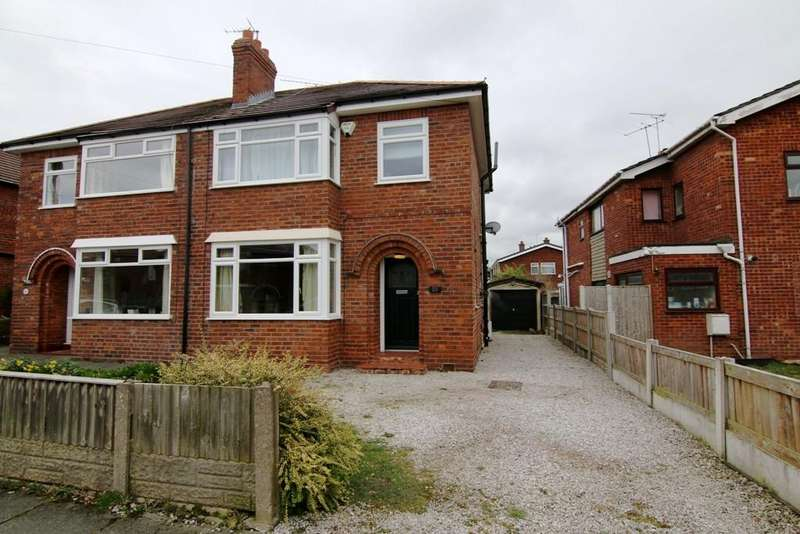 3 Bedrooms Semi Detached House for sale in Ethelda Drive, Newton
