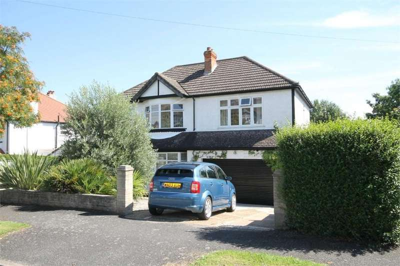 5 Bedrooms Detached House for sale in Mount Park, CARSHALTON, Surrey