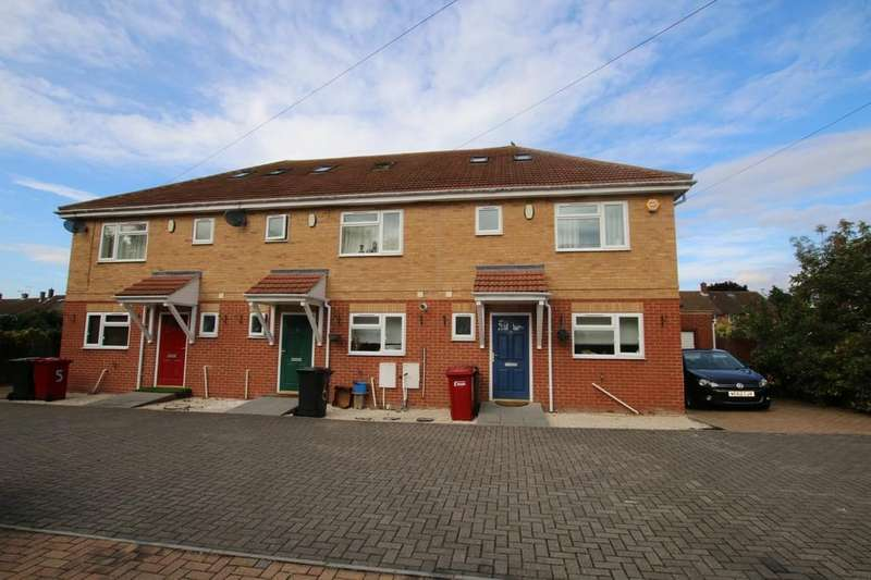 4 Bedrooms Terraced House for sale in Colnbrook