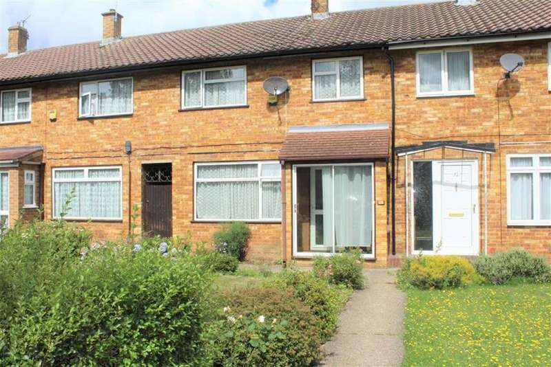 2 Bedrooms Terraced House for sale in Kingsley Path, Slough, Berkshire