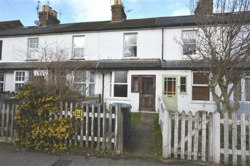 3 Bedrooms Terraced House for sale in New Road, Croxley Green, Rickmansworth Hertfordshire, WD3