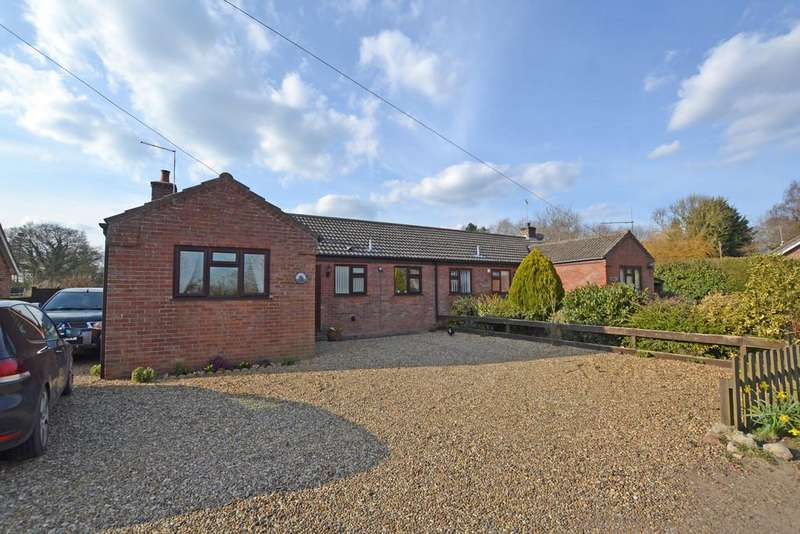 3 Bedrooms Semi Detached Bungalow for sale in Easton Way, Cawston