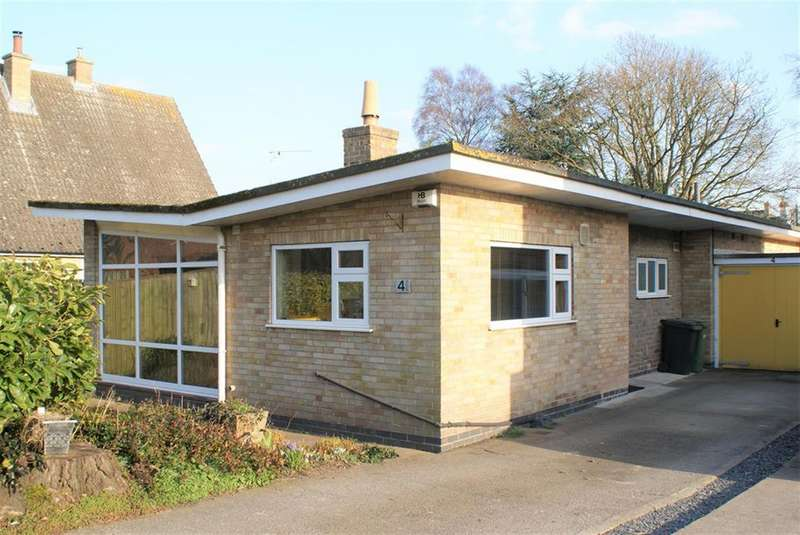 4 Bedrooms Detached Bungalow for sale in Hambleton View, Wigginton, York, YO32 2PN
