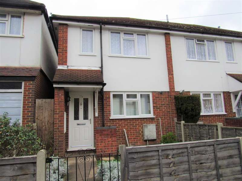 2 Bedrooms End Of Terrace House for sale in St Andrews Road, Carshalton, Surrey, SM5 2DY