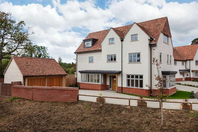 5 Bedrooms Detached House for sale in The Larches (Plot 35), The Limes, Gillon Way, Radwinter, Nr Saffron Walden
