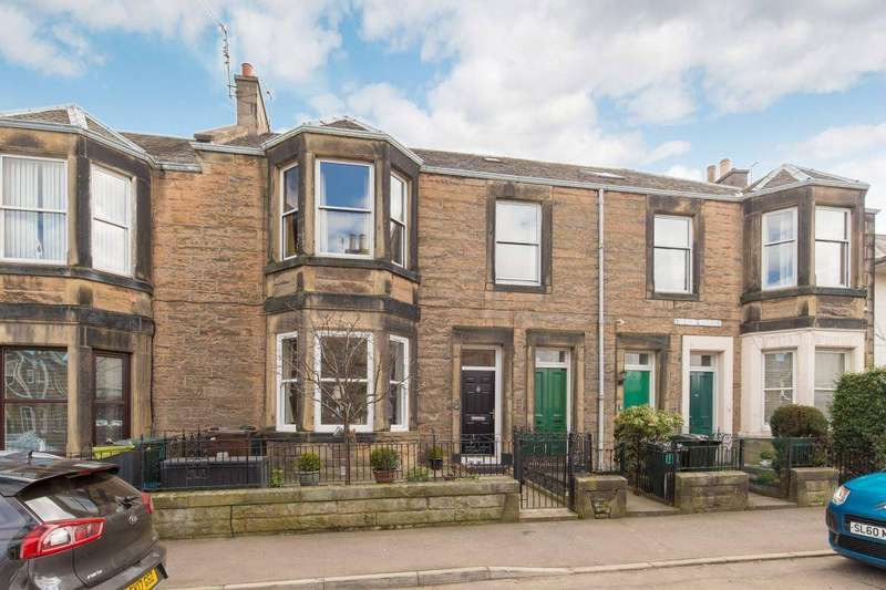 2 Bedrooms Flat for sale in 18 Ryehill Grove, Edinburgh, EH6 8ET