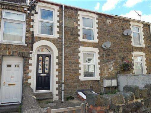 3 Bedrooms Terraced House for rent in Penybont Road, Abertillery. NP13 1JF