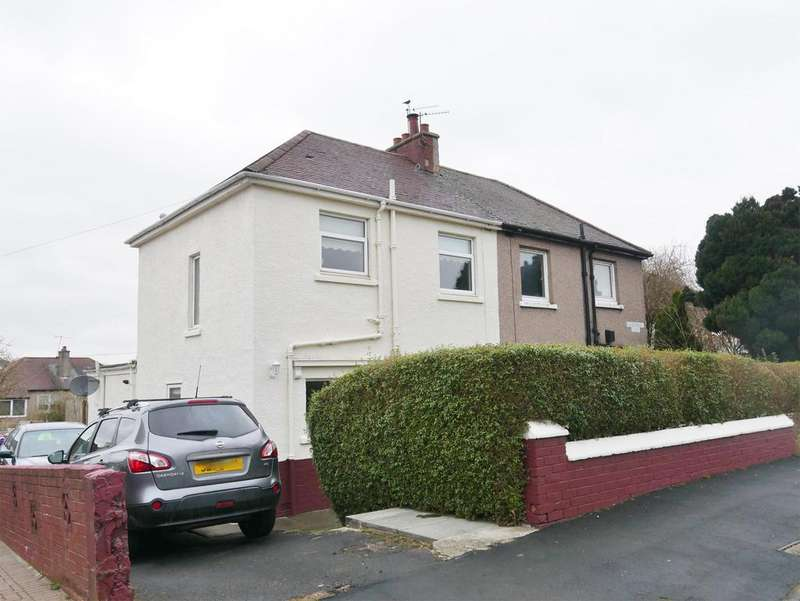 3 Bedrooms Semi Detached House for sale in 49 Garrowhill Drive, Glasgow, G69 6HN