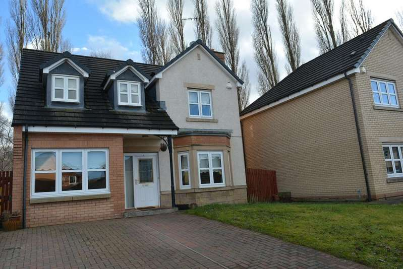 4 Bedrooms Detached House for sale in 8 Braids Drive, Glasgow, G53 7SH