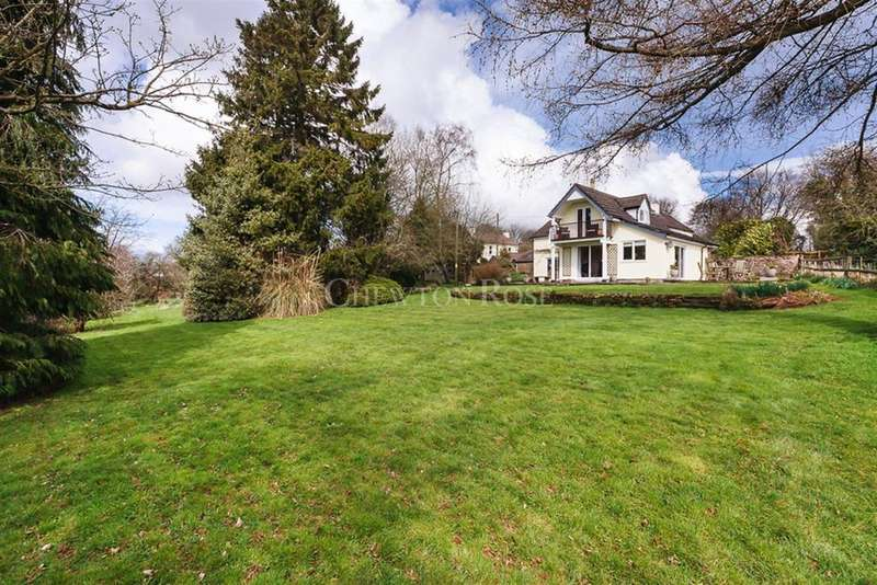 5 Bedrooms Detached House for sale in Welsh Newton Common, Monmouthshire