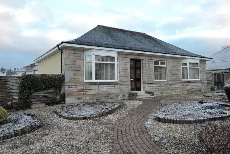 3 Bedrooms Detached Bungalow for sale in 10 Clearfield Avenue, Hamilton, ML3 9BU