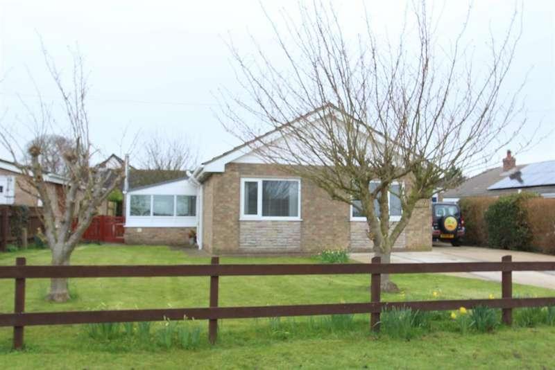 2 Bedrooms Detached Bungalow for sale in Chapel Lane, North Cockerington, Louth, LN11 7ET