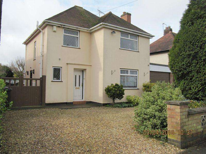 4 Bedrooms Detached House for sale in St Marys Road, Lutterworth