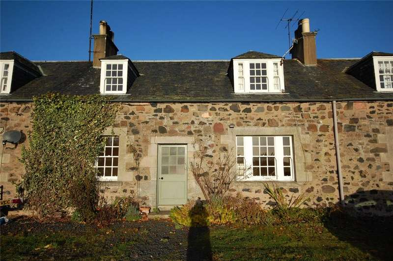 3 Bedrooms Terraced House for rent in 3 Mellerstain Cottages, Gordon, Scottish Borders, TD3