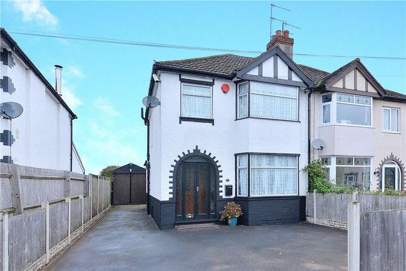 3 Bedrooms Semi Detached House for sale in Burlish Crossing, Stourport-on-Severn, DY13