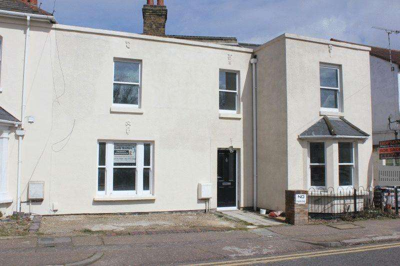 2 Bedrooms Semi Detached House for sale in Hamlet Road, Southend-On-Sea
