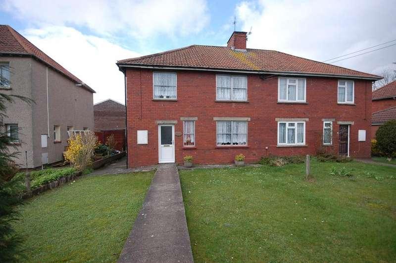3 Bedrooms Semi Detached House for sale in Lansdown Road, Kingswood, Bristol, BS15 1XA