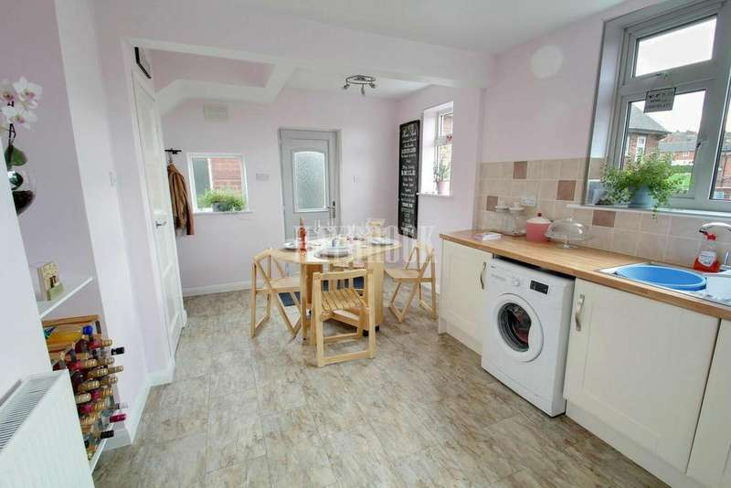 3 Bedrooms Semi Detached House for sale in Hamer Walk, East Herringthorpe
