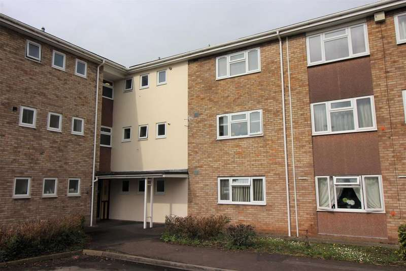 2 Bedrooms Flat for sale in Eastbury Close, Thornbury, Bristol, BS35 1DF