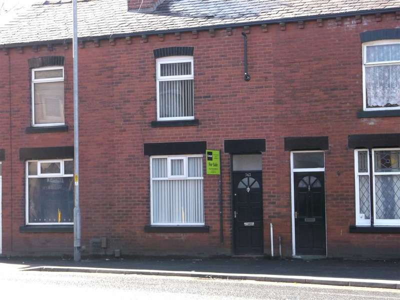 2 Bedrooms Terraced House for sale in Chorley Old Road, Doffcocker, Bolton