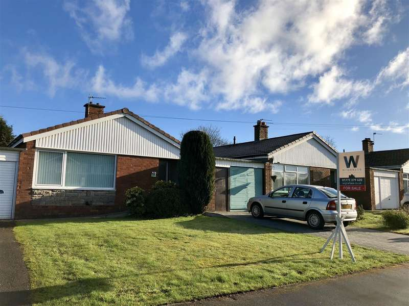 2 Bedrooms Detached House for sale in Matterdale Road, Leyland