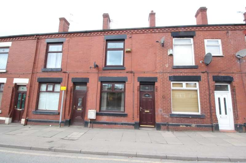 2 Bedrooms Terraced House for sale in Victoria Road, Dukinfield, SK16