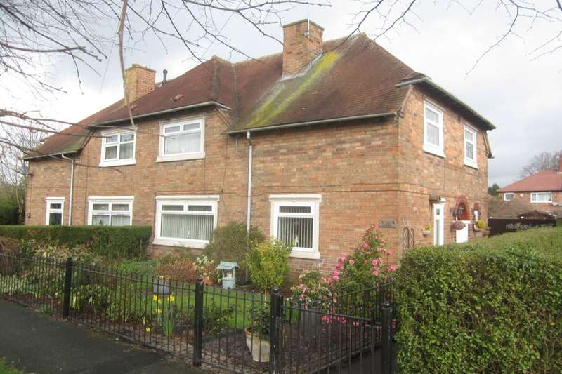 3 Bedrooms Semi Detached House for sale in Claughton Avenue, Crewe, CW2