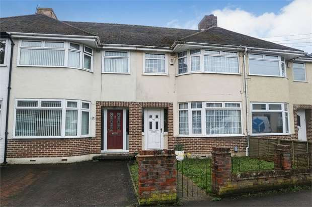 3 Bedrooms Terraced House for sale in Mill Road, Fareham, Hampshire
