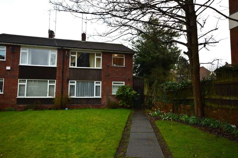 2 Bedrooms Flat for sale in Tettenhall Road, Wolverhampton, WV1