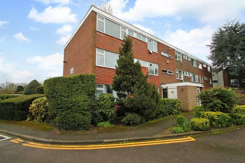 2 Bedrooms Flat for sale in Fordbridge Court, Fordbridge Road, Ashford, TW15