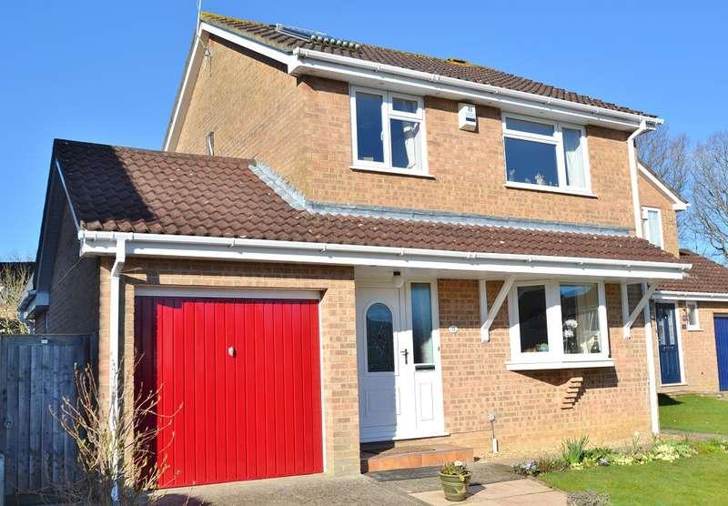 3 Bedrooms Detached House for sale in Alderholt